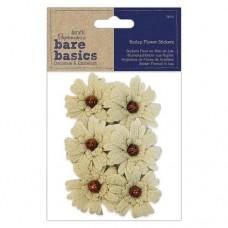 Jute bloemen Beads