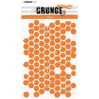 Mask Stencil grunge collection 12