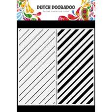 Mask Art Slimline Stripes