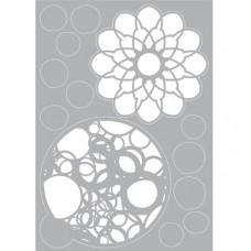 Mask stencil Circle