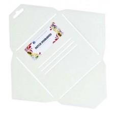 Envelope stencil vierkant