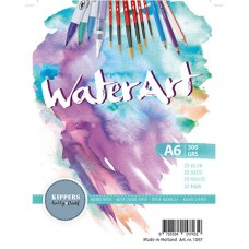 WaterArt aquarel papier A6