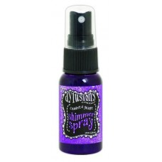 Dylusions shimmer spray Crushed Grape