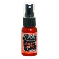 Dylusions shimmer spray Tangerine Dream