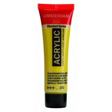 Amsterdam acrylverf 20 ml Transparent yellow Medium