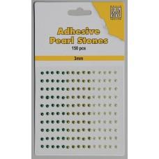 Plakparels 3mm groen