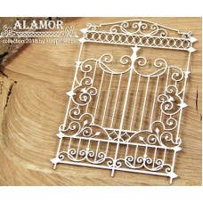 Chipboard Alamor - Hekwerk