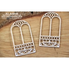 Chipboard Alamor - Ramen