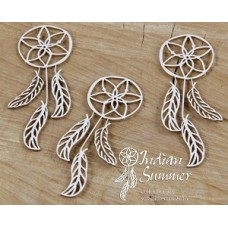 Chipboard Dreamcatchers