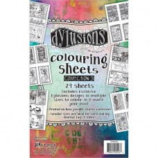 Colouring sheets Collection 3