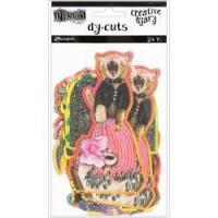 Creative Dyary Dy-cuts - set 6