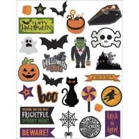 Halloween embellishments
