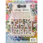 Collage sheets set 2