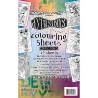 Colouring sheets Collection 2