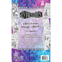 Colouring sheets Collection Christmas