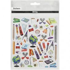 Fancy stickers schrijfwaren