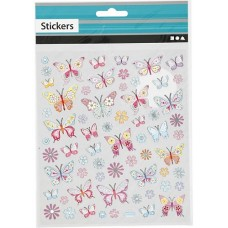 Fancy stickers Butterflies