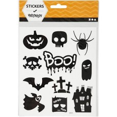 Fancy stickers Halloween