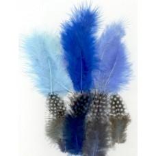 Verenmix blauw