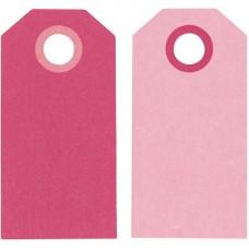 Labels roze