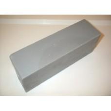 Zeep blok grijs