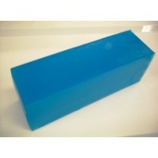 Zeep blok blauw