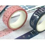 Washi tape - Time to shine