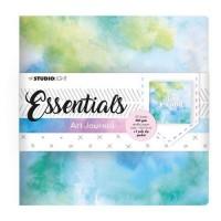 Essentials art journal 01
