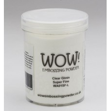 WOW! embossing Clear gloss - 160 ml
