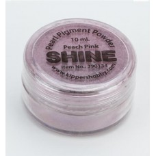 Shine powder Peach pink