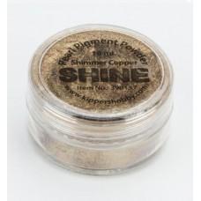 Shine powder Shimmer copper