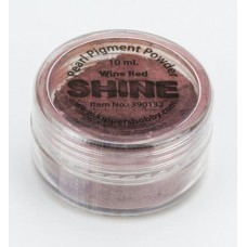 Shine powder Wine red
