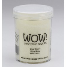 WOW! embossing Clear gloss Ultra High - 160 ml