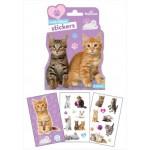 Cute kittens stickers