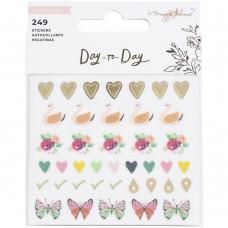 Day-to-day Mini stickerbook 3