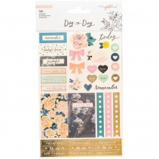Day-to-day planner stickerbook - Icon