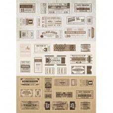 Sticker Art Labels