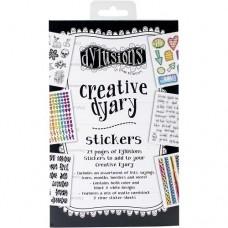 Creative Dyary stickerbook - deel 1