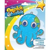 Suncatcher - octopus