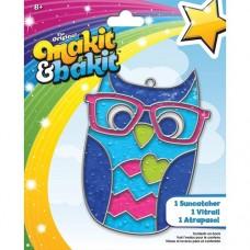 Suncatcher - owl