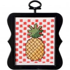 Borduur setje - ananas