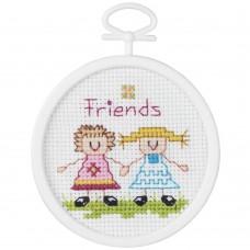Borduur setje - Friends