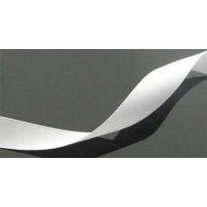 Satijnlint 10 mm wit