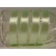 Satijnlint 9 mm pastelgroen