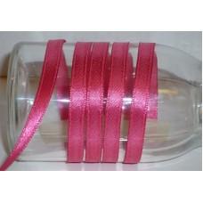 Satijnlint 7 mm roze