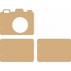 MDF Mini album camera