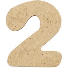 MDF cijfer 2