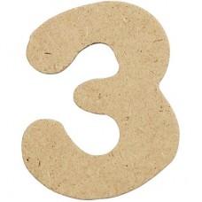 MDF cijfer 3