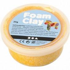 Foamclay geel