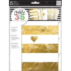 Gold Foil Dividers - Classic